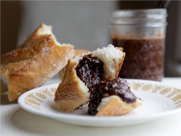 Homemade Crunchy Nutella | Recipe