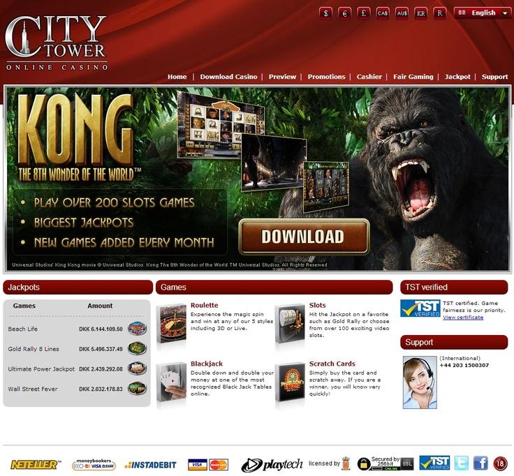 online casino canada s