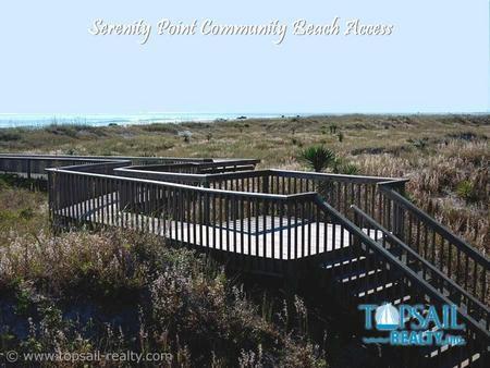 access realty topsail beach