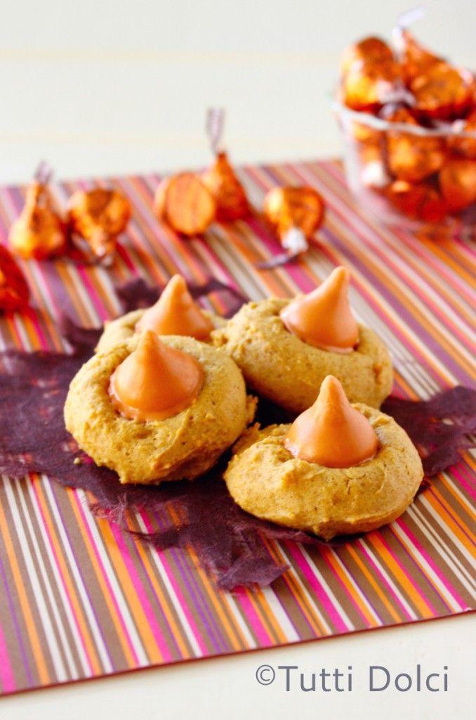 Pumpkin Spice Blossoms | Tutti Dolci