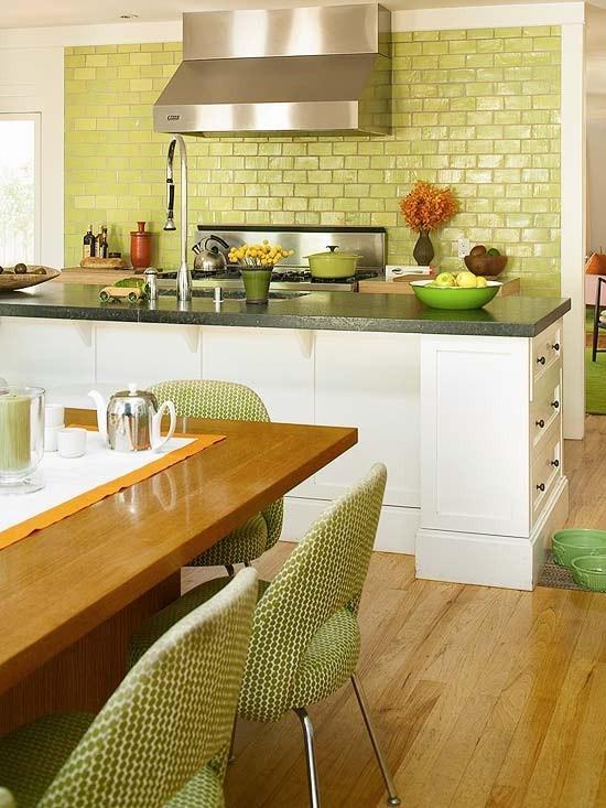 Green Kitchen?