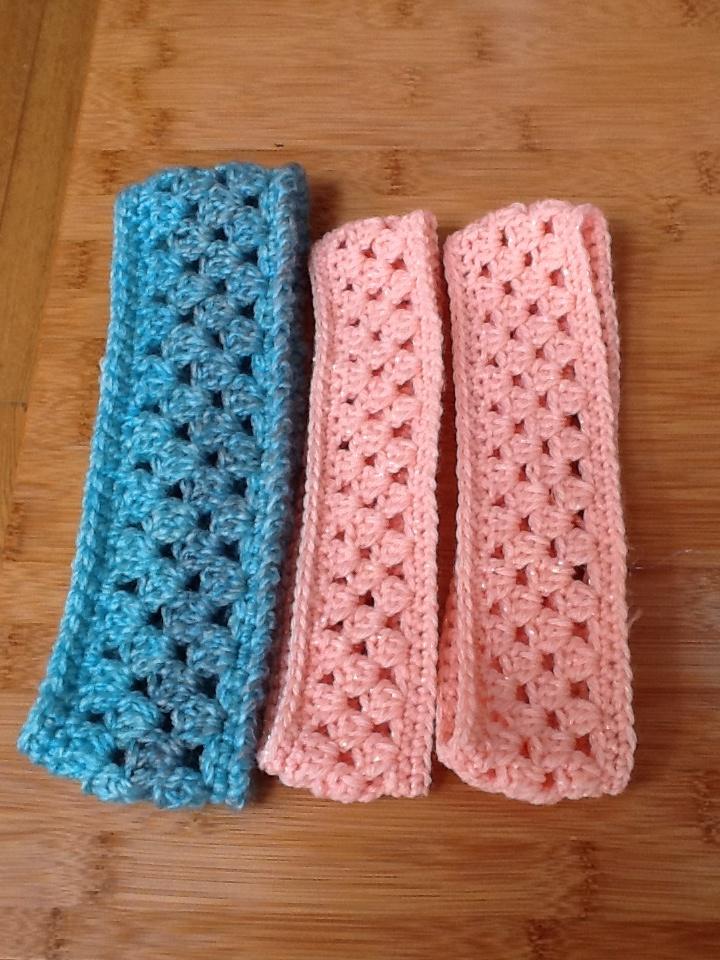Crochet For Kids : Crochet headbands for kids Crochet Pinterest