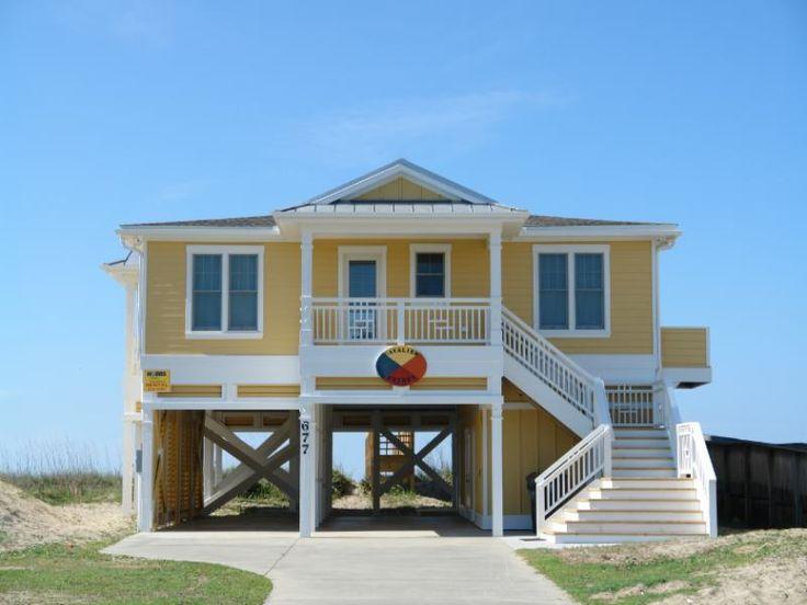 holden beach nc cavalier keydet 677 a 4 bedroom oceanfront rental