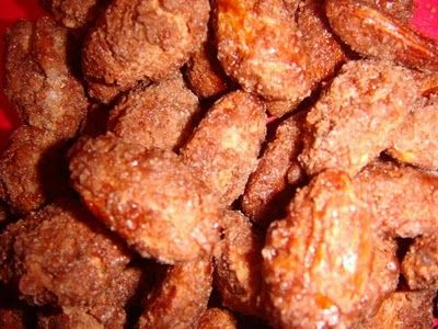 What's Cookin' Italian Style Cuisine: Movie theater glazed nuts!