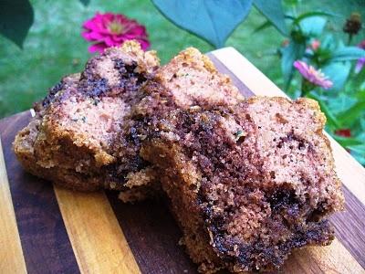 Zucchini Nutella Swirled Bread | Food | Pinterest