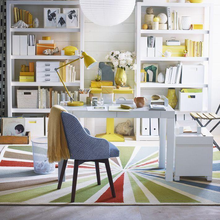 Parsons Desk From West Elm Office Pinterest