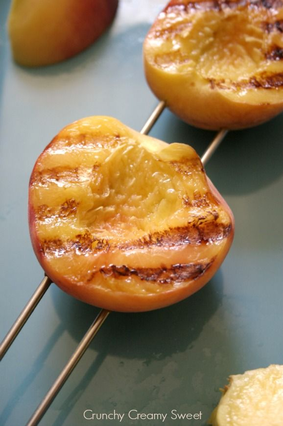 Grilled Peach and Sriracha BBQ Sauce and a Giveaway | Recipe
