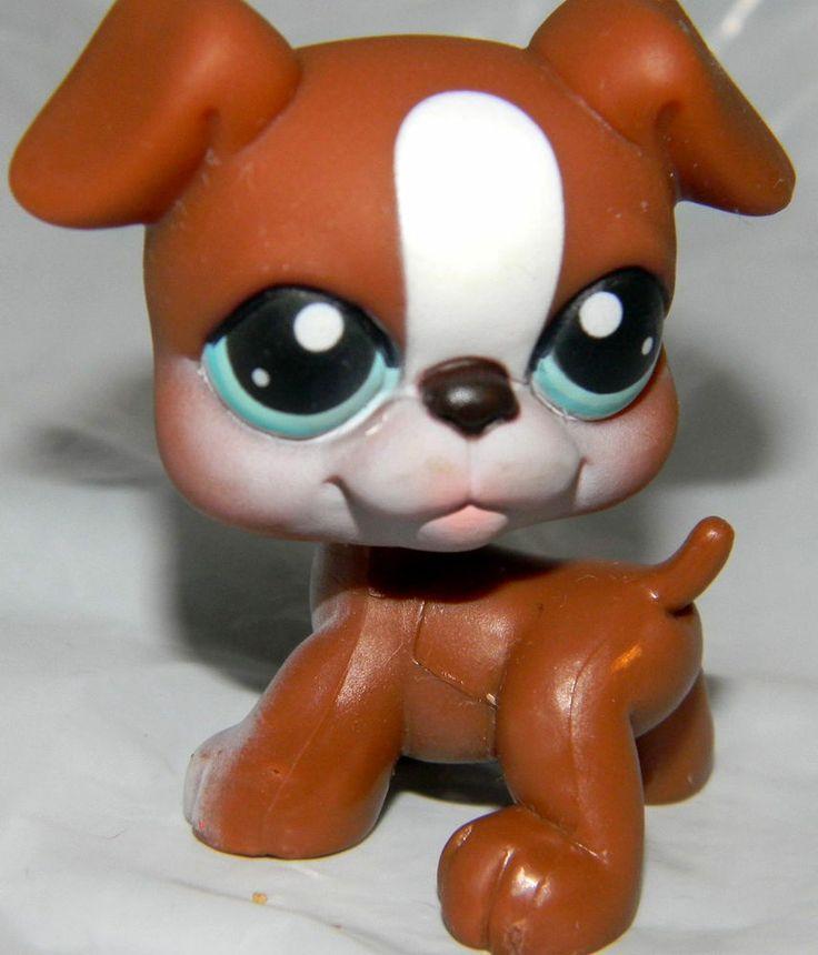 lps brown dog littlest - photo #16