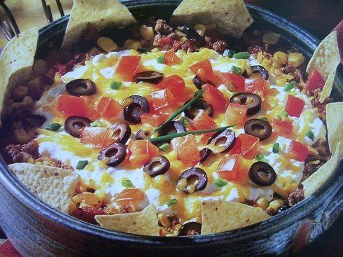 Easy Mexican Casserole Recipe | yummy stuff | Pinterest