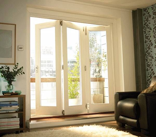 Folding patio doors for the home pinterest for Patio doors folding sliding