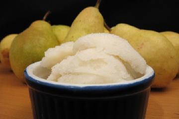 Pear Sorbet | Yum! | Pinterest