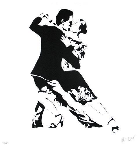 Blek Le Rat Stencil Art