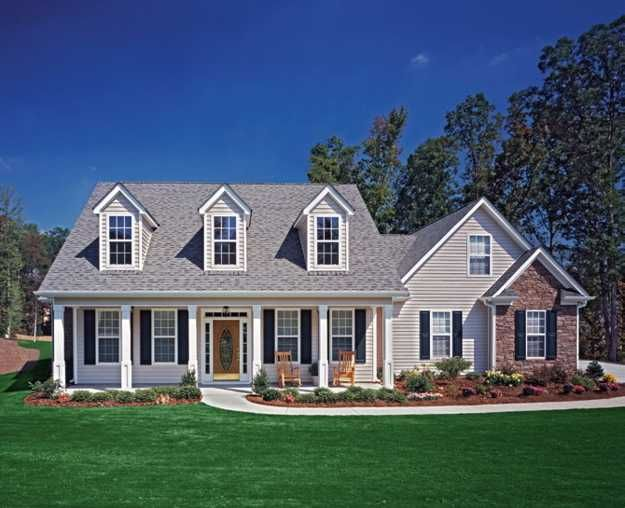 Feng shui home for wealth with bright and open front yard for Open yard landscaping ideas