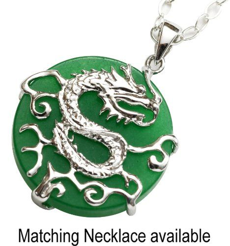 Fashion passion diva fashion fun news style tips jade jade dragon pendant in sterling silver aloadofball Choice Image