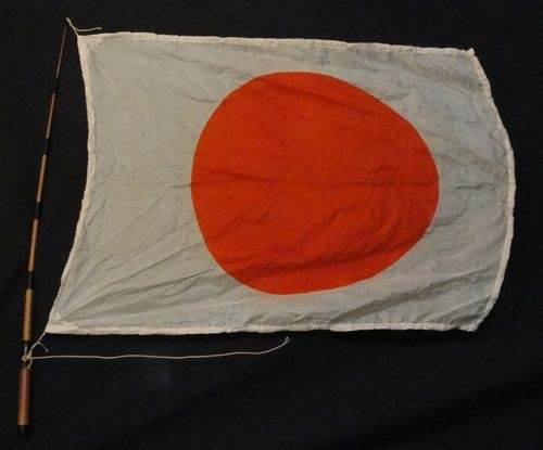 world war 2 flags