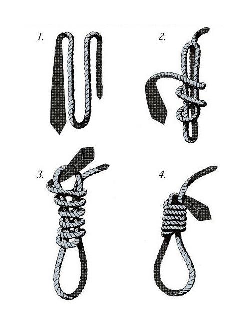 Tie noose things i like pinterest