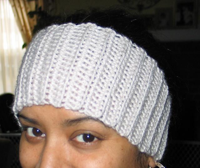 Free Crochet Patterns For Wide Headbands : Pin by Debie Stark on knit/crochet tips & tuts Pinterest