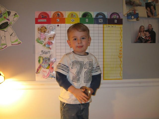 The BEST behavioral chart system to do with your child age 2-6 years! It work WONDERS!!!