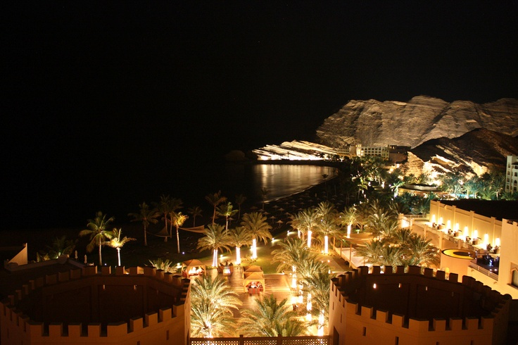Shangri-La's Barr Al Jissah Resort and Spa, Muscat