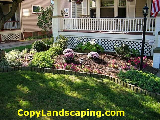 Pin by era thulin on front yard landscaping pinterest for Very small garden ideas
