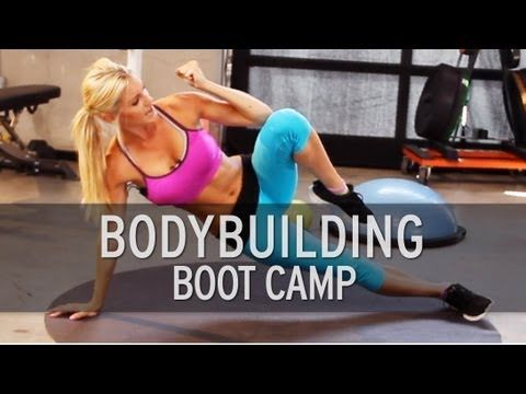 Boot Camp Fitness Exercises Bodybuilding Boot Camp Workout - YouTube | Fitness | Pinterest