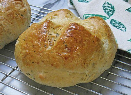 Herb Bread | Breads & Rolls | Pinterest
