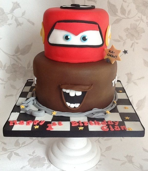 Disney Pixar Cars Cakes Ideas 23626 Disney Pixars Cars Cak
