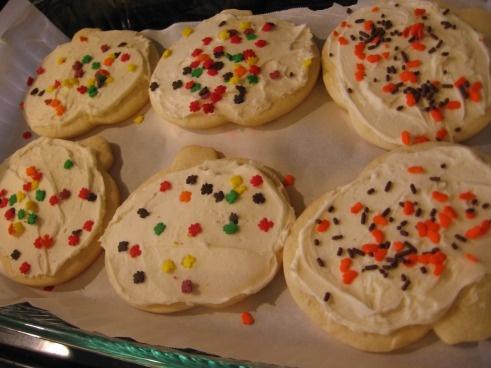 Sugar Cookie Icing Recipe   Delightful Desserts   Pinterest