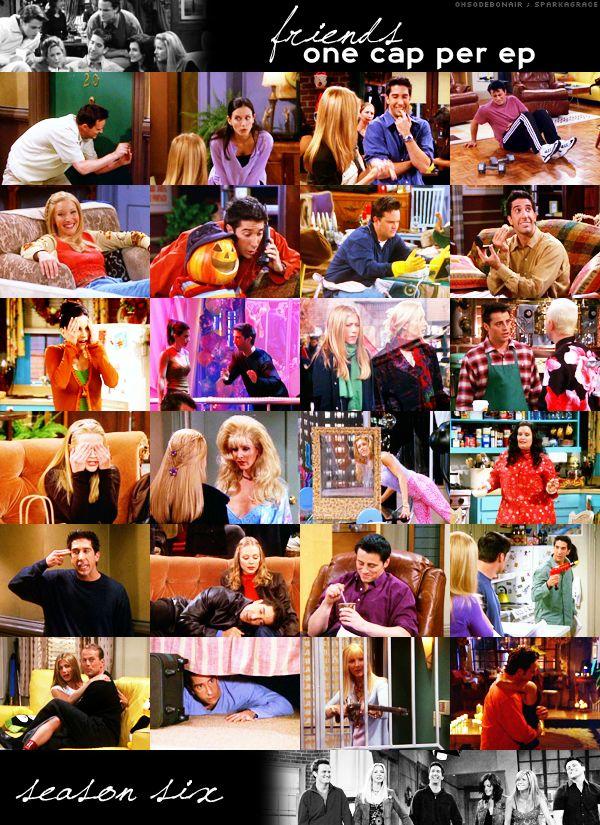 Season 6 (Friends)