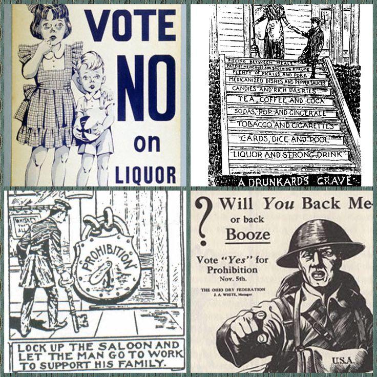 prohibition in canada 1920s essay
