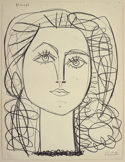 Contour Line Drawing Picasso : Picasso contour drawing tumblr sketchbook pinterest