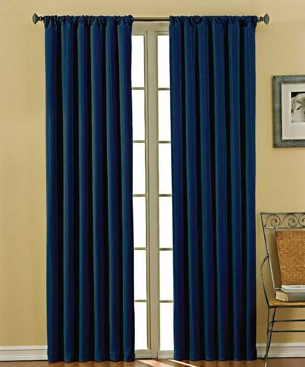 Take a look at this Indigo Theodore Eclipse Blackout Curtain Panel on ...