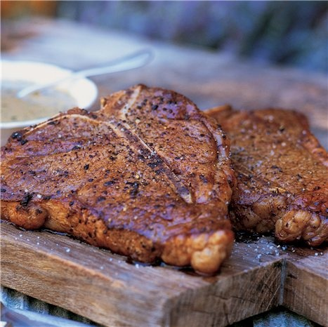 BEEF SIRLOIN STEAKS WITH FRESH HERBS | beef | Pinterest