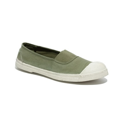 Bensimon x Madewell Sneakers These will be my sailing shoes