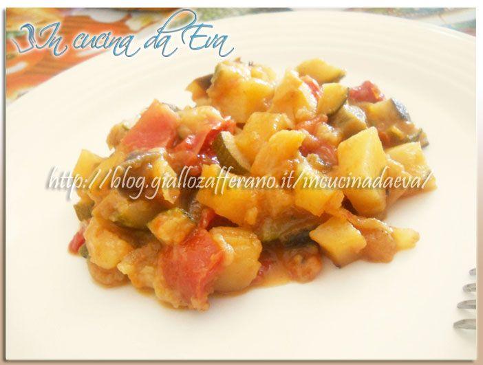 Cucina regionale abruzzese ciabotto in cucina da eva for Abruzzese cuisine