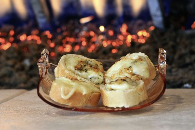 Baked Fontina | Recipe