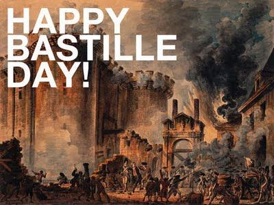symbols for bastille day