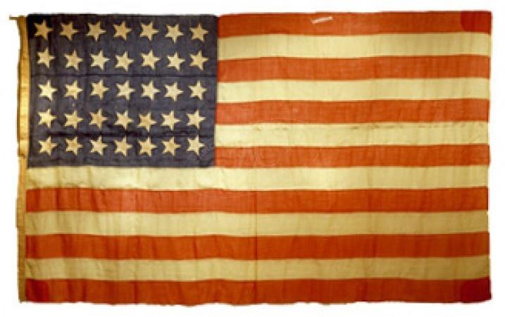 union flag 1865