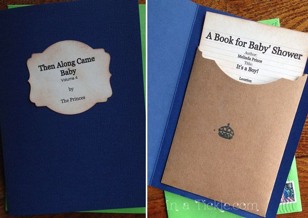 book themed baby shower invitation shower pinterest