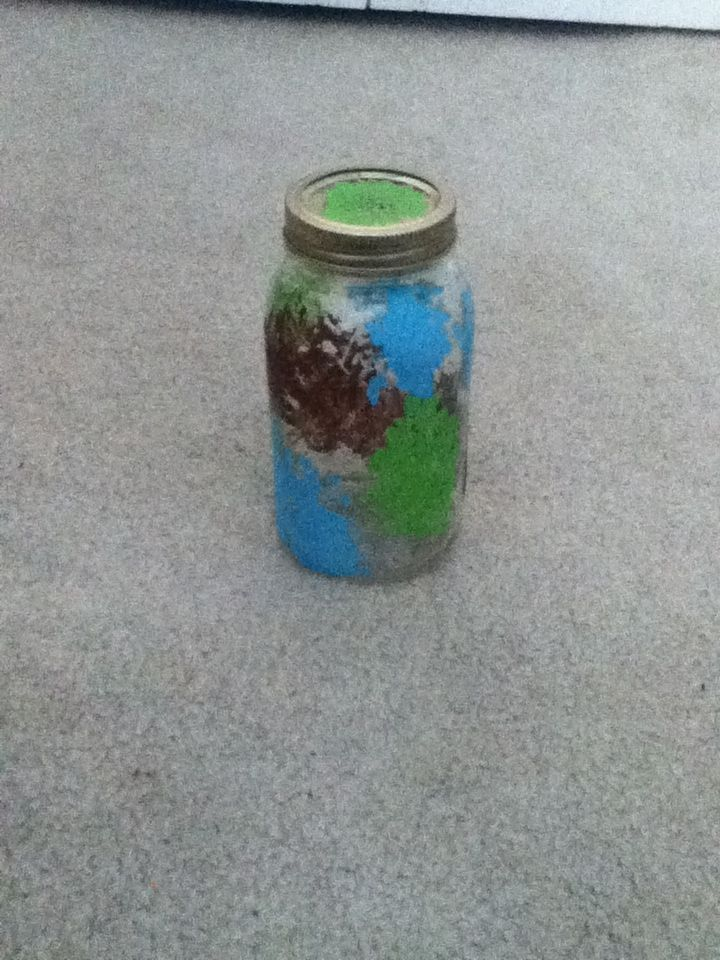 supper cute home made easy money jar money jars pinterest