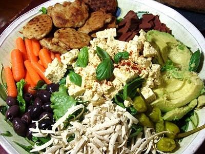 ... Crocker Project : Cobb Salad & Sunflower Seed Herb Whole Wheat Bread