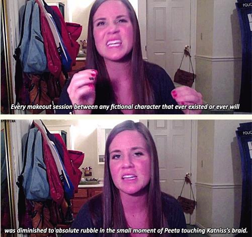 Passionately true.