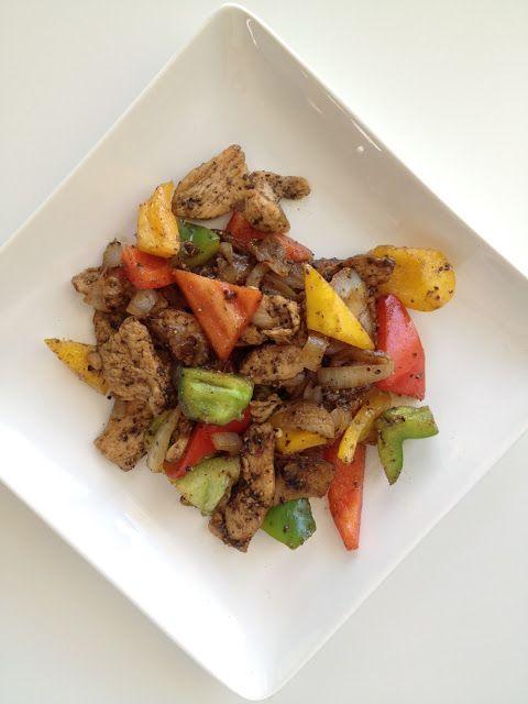 Black Pepper Chicken   Yumminess   Pinterest
