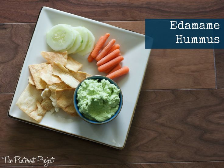 Edamame Hummus | Showers for friends! | Pinterest