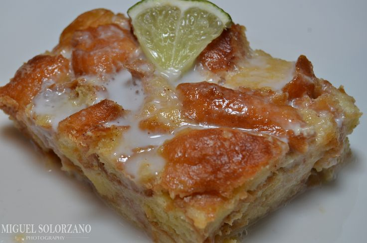 Key Lime Bread Pudding | Key Lime Recipes | Pinterest