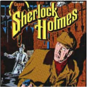 details OTR Sherlock Holmes smurfmeat