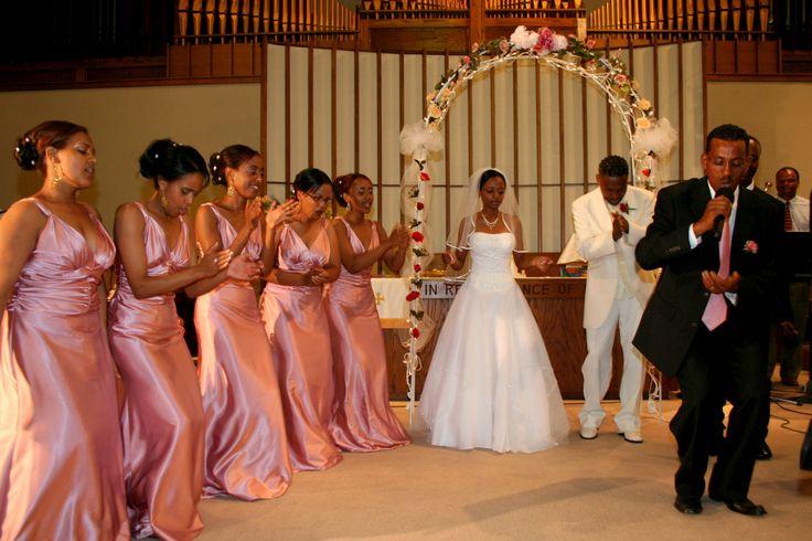 Ethiopian wedding ethiopia pinterest for Ethiopian traditional wedding dress 2017