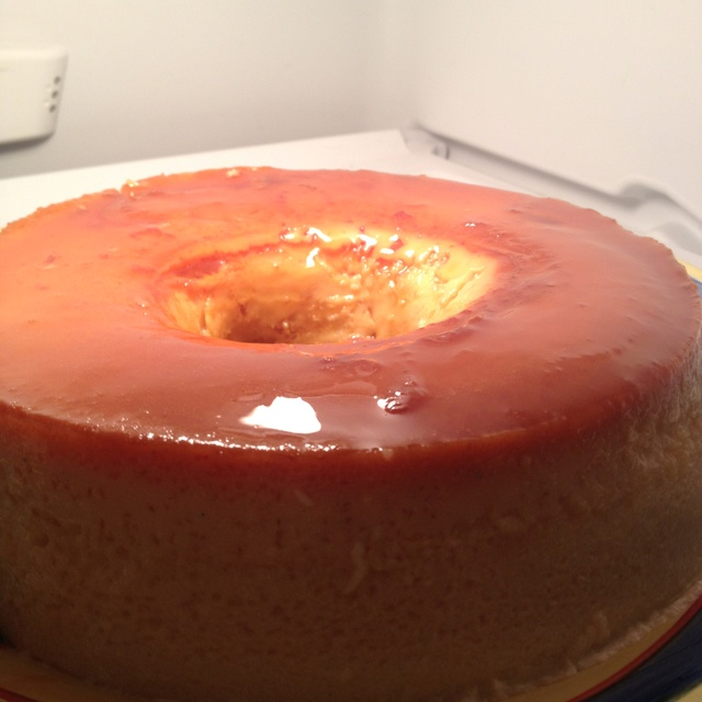 Dulce de leche flan | Favorite Recipes | Pinterest