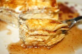 Gracefully Gluten Free: Cream Cheese Pancakes