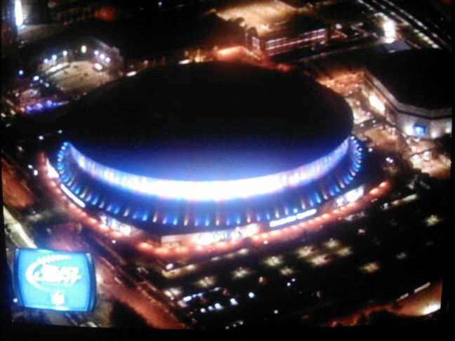 Pin new orleans superdome tattoo myspace layouts for Mercedes benz superdome layout